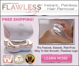 flawless legs hair remover