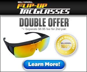 flip up tac glasses as seen on tv