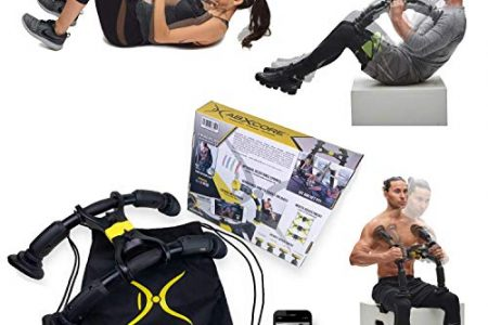 AbXcore for Abs Workout - Ab Machine Exercise Equipment