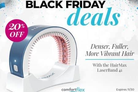 Hair Max Black Friday Deal