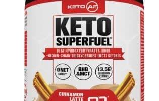 ketoaf supefuel