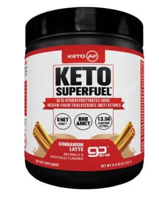 ketoaf supefuel