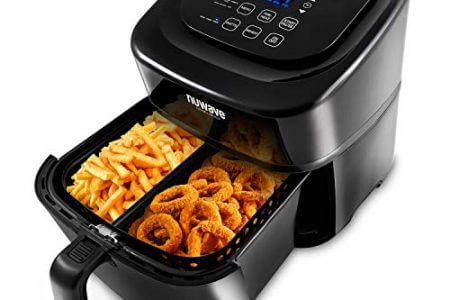 Nuwave Brio Air Fryer Cook Healthier Fried Foods