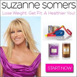 Suzanne Somers Fitness Products