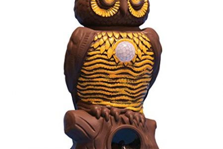 As Seen On TV Owl Alert Statue