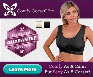 Comfy Corset Bra