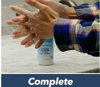 HydroClean Hand Sanitizer