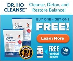 Dr. Ho's Detox Cleanse