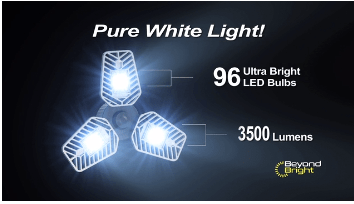 Beyond Bright Pure White Led Lights