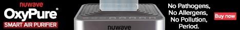 nuwave oxypure smart air purifier