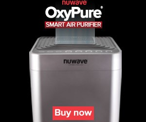 oxypure smarter air purifier