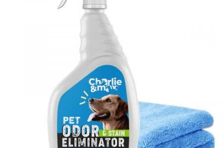 pet odor eliminator spray