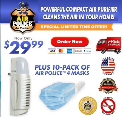 Air Purifier Air Police