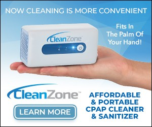 Clean Zone CPAP Machine