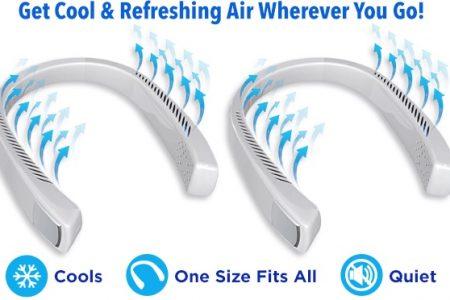 Arctic Air Neck Cooler Fan