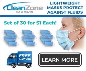 Clean Zone 30 Masks