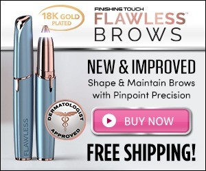 New Blue Flawless Brow
