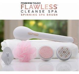 Flawless Cleanse Spa Brush