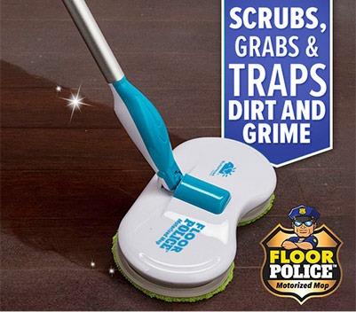 floor police mop