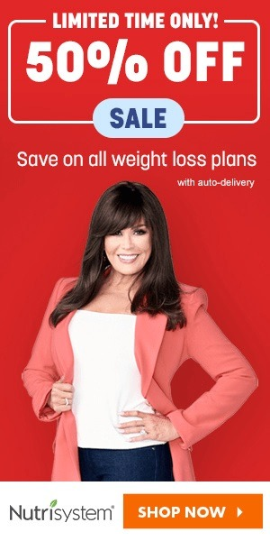 Save On the Nutrisystem Weight Loss Plan