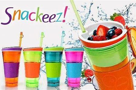 Snackeez Snack Cup